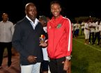 La seule arbitre féminine est venue du Guyana