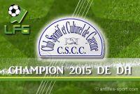 CSC CAYENNE-CHAMPION 2015