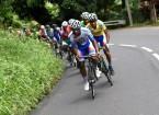 tour cycliste martinique 2016_étape4-peloton