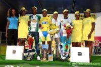 tour cycliste de Martinique 2016 - podium