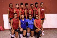 La Sélection Féminine de la Martinique