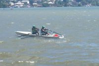 aviron double