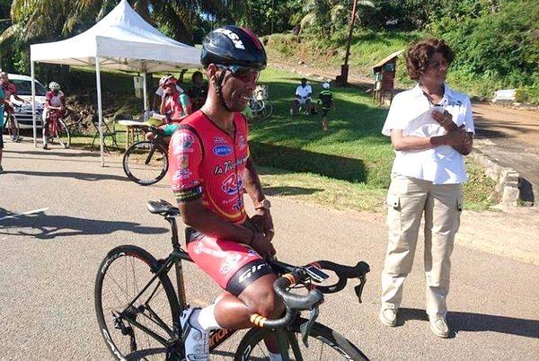 mickael Laurent GP SARA Guyane