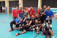 Club Colonial champion Futsal