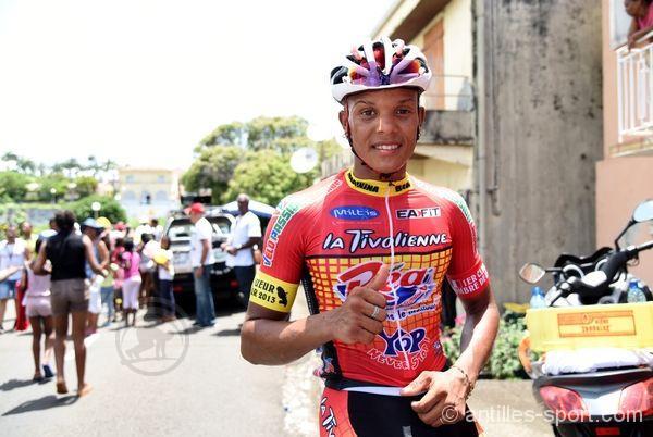 tour cycliste martinique 2017_etape4_cadet marthe