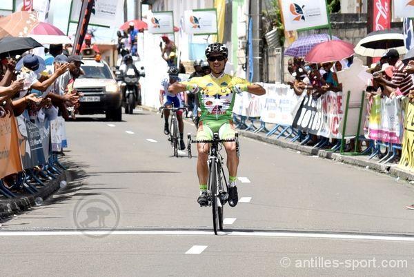 tour cycliste martinique 2017_etape4_ vainqueur