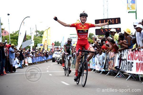 tour cycliste martinique 2017_etape6_ vainqueur