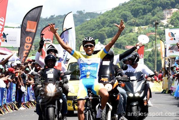 tour cycliste martinique 2017_etape1_ vainqueur