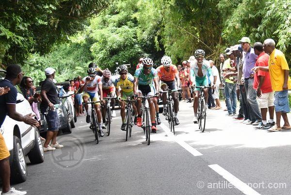 tour cycliste Martinique 2017_etape8-1_ténors