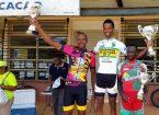 podium championnat Guyane
