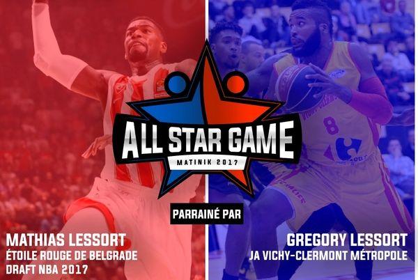 Matinik All Star Game - parrains