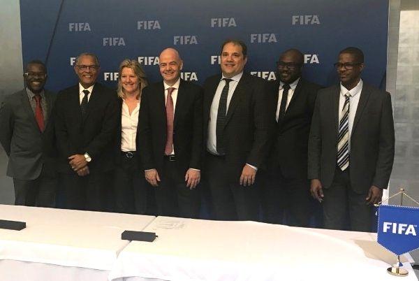 FIFA-Outre mer