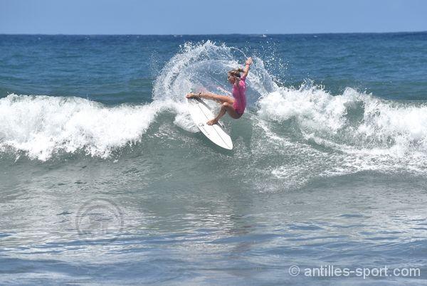martinique surf pro2018_vainqueur femme