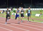 meetin guadeloupe 2018_100m