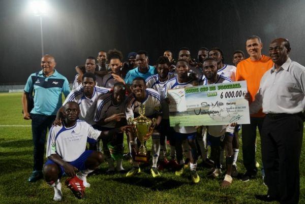 Coupe CTG_Vainqueur_Etoile Matoury