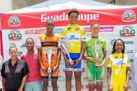 tour cadet guadeloupe2018_podium final