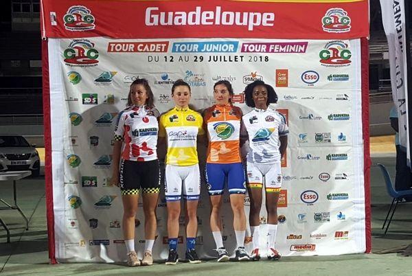 tour guadeloupe feminine2018_prologue