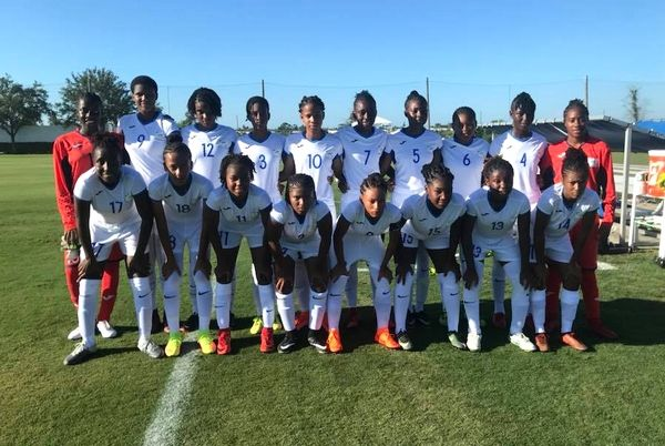 U15F Martinique