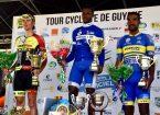 tour de guyane 2018_e4 podium