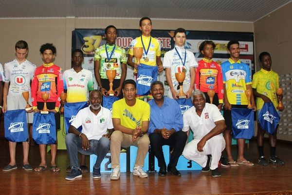 palmares tou martinique cadet 2019