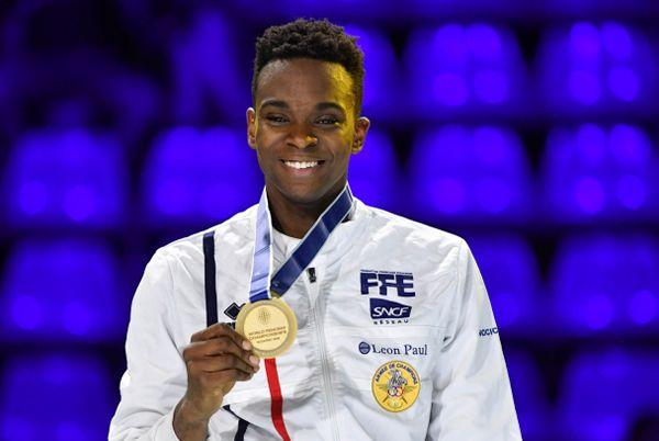 enzo-lefort-champion-du-monde-fleuret-2019