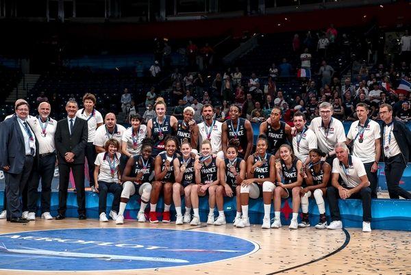 équipe de france euro2019