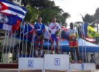championnat caraibe 2019_podium homme