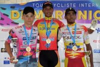 podium GP Sainte Luce2020