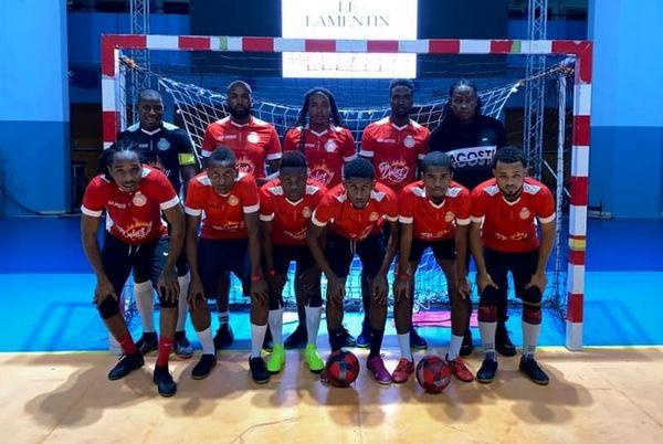 futsal cup 2020-relève lamentinoise