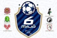 6 majo équipes